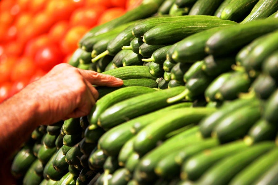 According to the Sheikh, men should handle vegetables such as cucumbers away from their women.