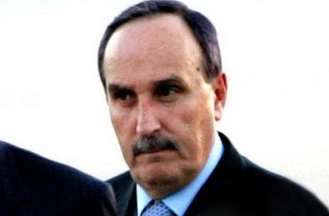 Former director of the General Intelligence Department Mohammad Dahabi.