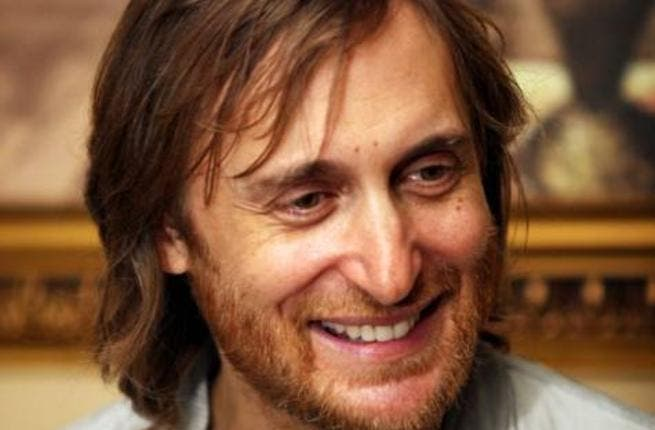 David Guetta is holidaying in Dubai (Photo courtesy of Francois Nel / Gulf News)