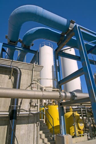 Desalination is the main source of water in Saudi. Even though this requires high amounts of energy to convert sea water into drinking water, it is still the most viable solution for the country.
