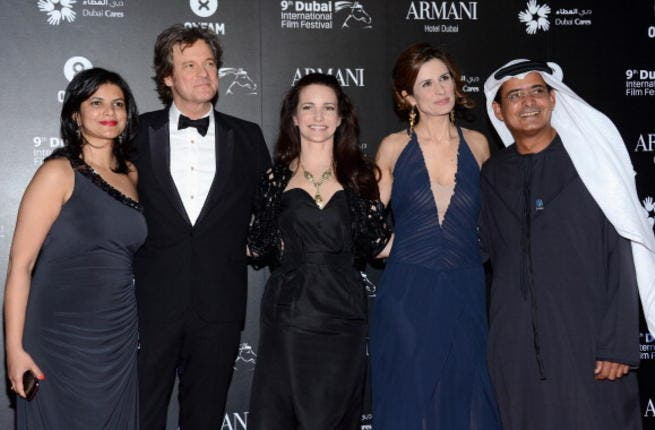 Celebrities helped raise money for the annual Oxfam gala