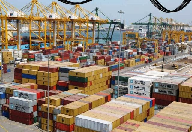 In 2010 the industry reported a sustained return to container volume growth which has continued into the first quarter of 2011