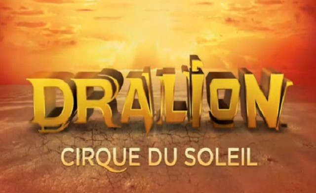 Dralion premiers in Dubai tonight (Image courtesy: Cirque du Soleil)