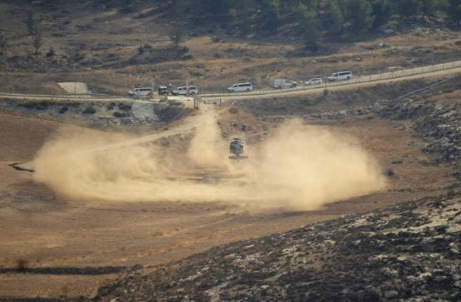 Israel shoots down a lone drone
