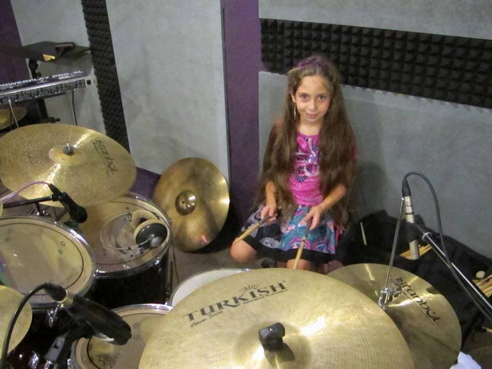 Girls are being encouraged to gatecrash the local music scene thanks to a new summer camp. (Image: Facebook)