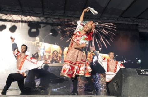 With love from Belarus: The Belarusian act at Global Village evokes the grandeur of erstwhile Europe