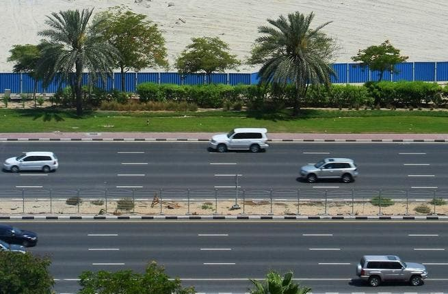 UAE highway catches all crimes- even bad manner offenses.