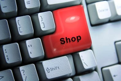 46 percent of Internet users in the UAE shop online