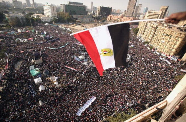 Despite the revolution, unemployment remains a big issue in Egypt
