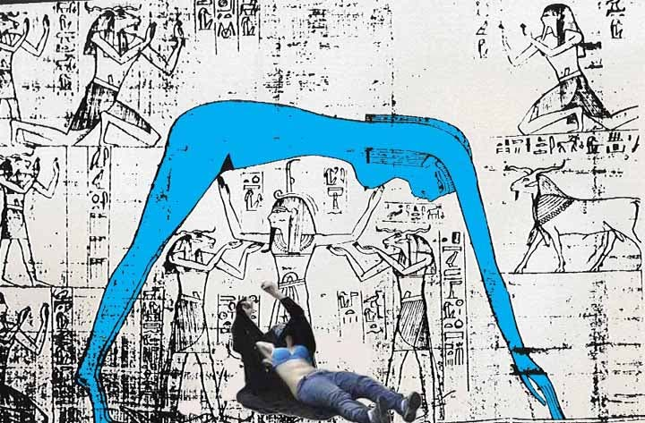 The blue bra in Egypt has clearly taken up space in our imagination as a symbol of resistance.