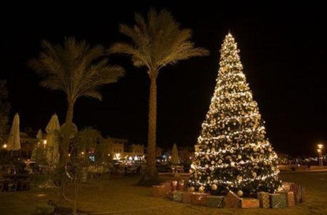 Christmas in Cairo (Photo: Total Travel)