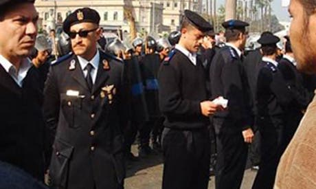 After Wednesday's ruling, Egyptians can expect to see hairier police on the streets
