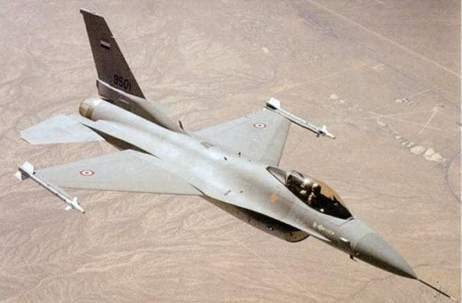 Egypt is ready to take delivery of a further 20 F-16 fighter jets from the US