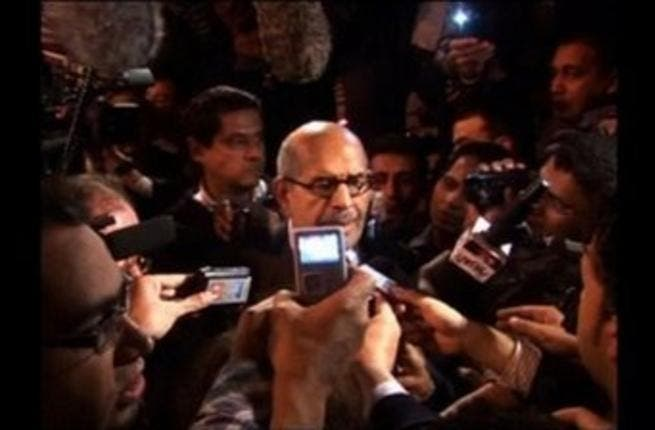 Mohamed ElBaradei has said that the Egyptian economy will not recover without political stability