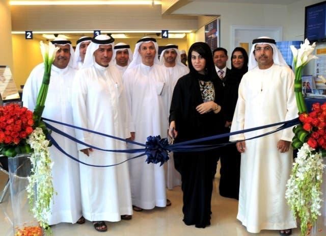 Emirates NBD inaugurates Al Wadha branch in Abu Dhabi
