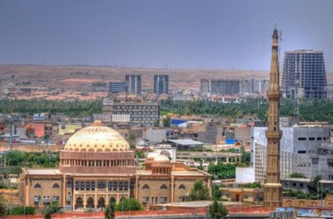 Erbil's equivalent of New York's Central Park is not only the largest city park in the Middle East, but also among the largest in the world.