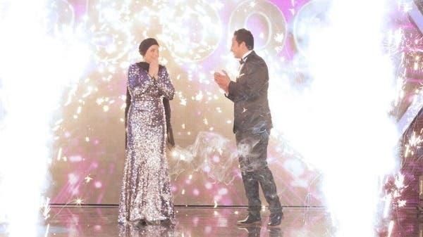 Iranian vocalist Ermia sparked controversy after winning Googoosh Music Academy's $25,000 award last week. (Photo: Manoto TV)