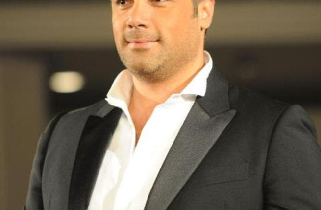 Fares Karam left hospital yesterday after suffering from a rumoured heart attack
