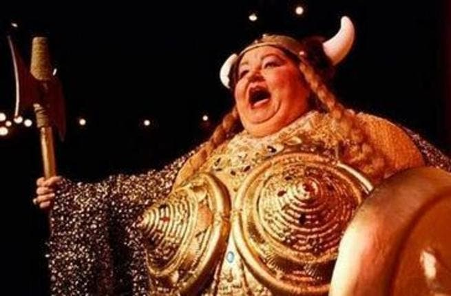 Has the fat lady sung for opera and theatre in Egypt?