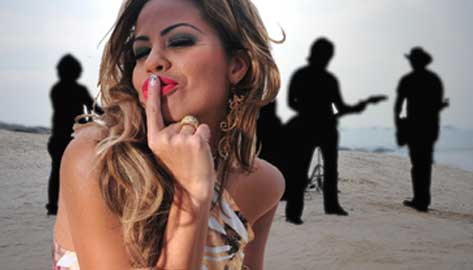 Dubai-based Colombian, Fatiniza, is launching her second album.