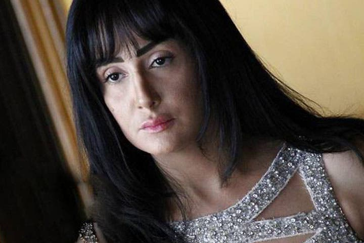 Ghada Abdel Raziq's none too happy about the changes made to her show.