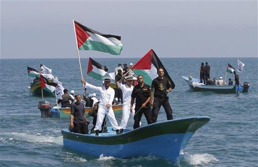 Gaza ships