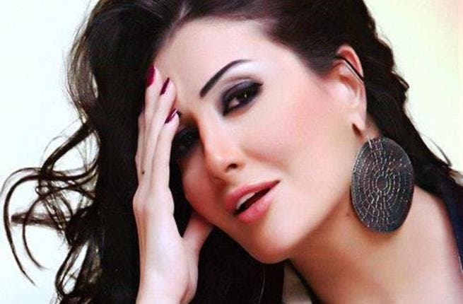Ghada Abdel Razek could be kicked out of her Cairo home for not keeping up with the rent!