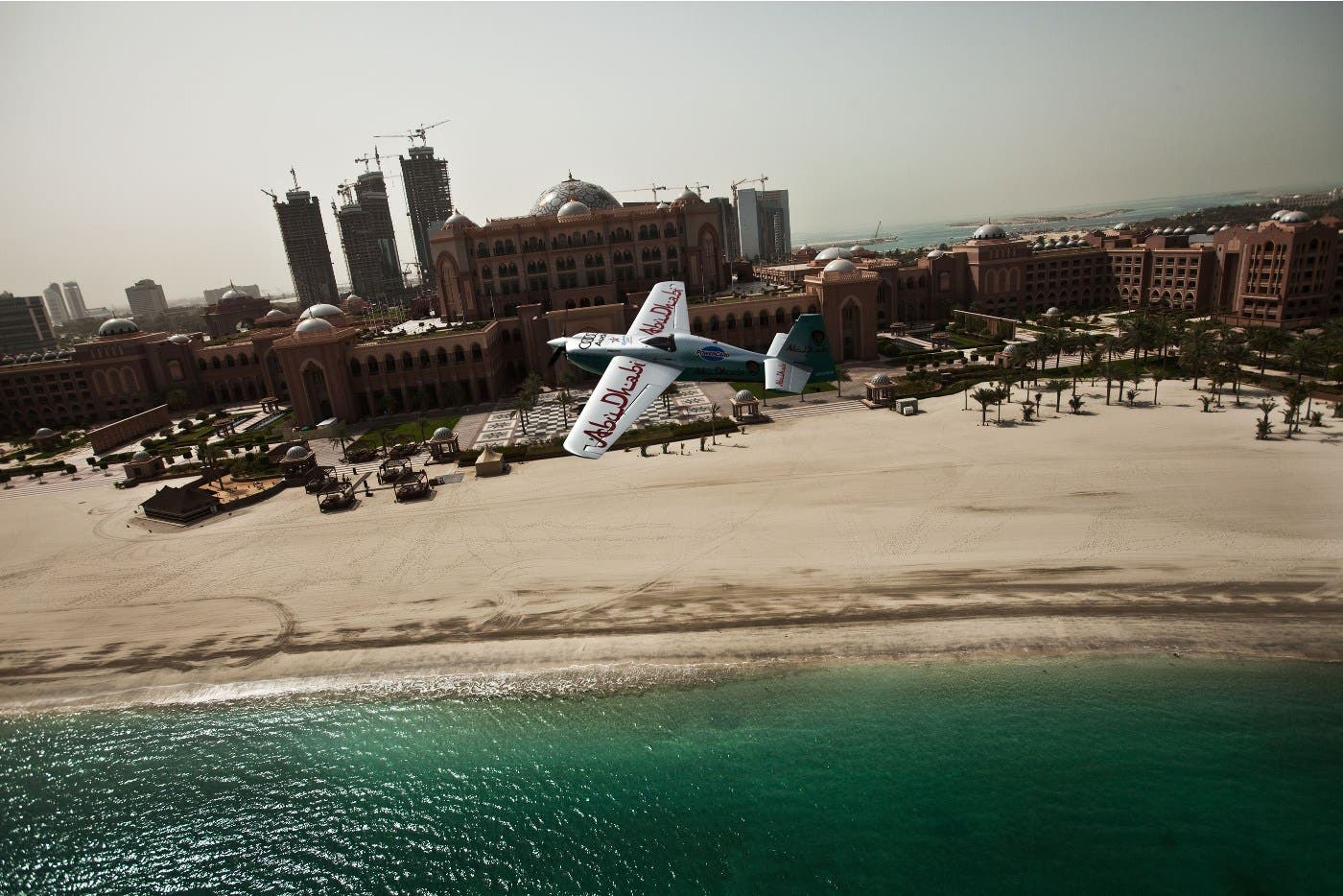 A Gulf flight circles low over Abu Dhabi not a far leap from the regional flight Dubai-to-Kuwait that exposed a drunken Kuwait air-line pilot.