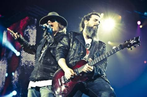 Guns'n Roses will return to Abu Dhabi on March 28 to perform at the du Arena on Yas Island