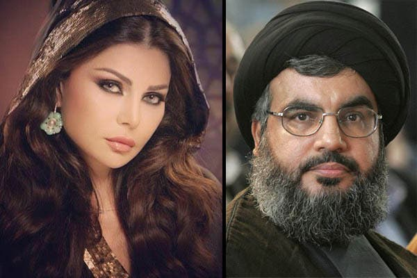 Haifa has denied reports that she was married to Hezbollah leader, Hassan Nazrallah