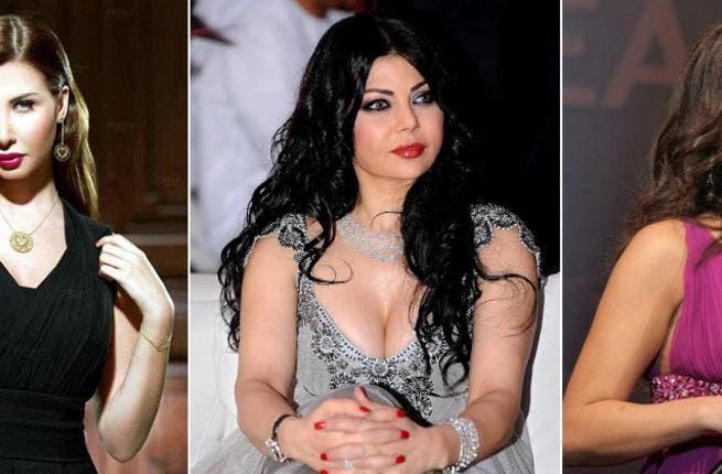 Nancy, Haifa, Elissa
