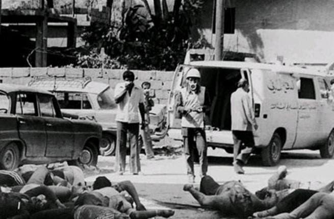Hama massacre, 1982