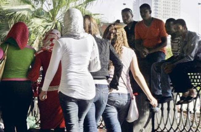 """Egyptian female students are now faced with threats of """"going to Hell"""" if they continue to wear pants at an Alexandria university. (Photo used for illustrative purposes)"""
