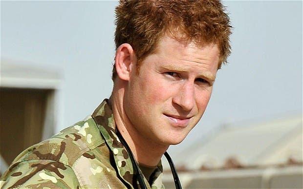 Prince Harry is heading to Dubai! (Photo courtesy of The Telegraph)