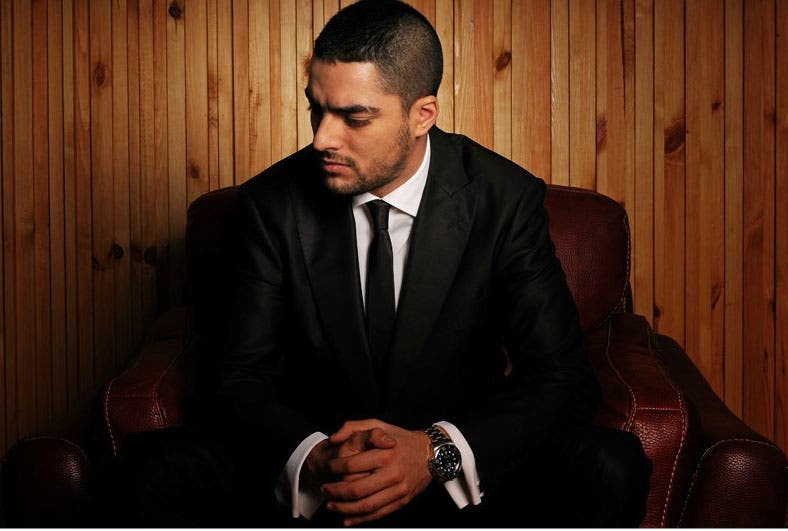 Hassan Al Shafei has announced that he will be walking down the aisle on the same day as Arab Idol II kicks off.