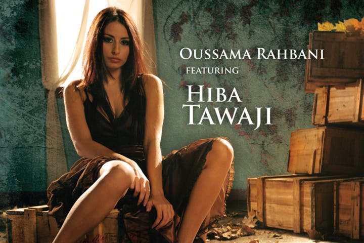 Hiba Tawaji's album in partnership with Oussama Rahbani. Ch-ch-check it out!