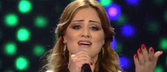 Viewers of a pan-Arab talent show were mesmerized after hearing a participant from Iraq's semi-autonomous region of Kurdistan singing in Kurdish and for the first time in the show's history.