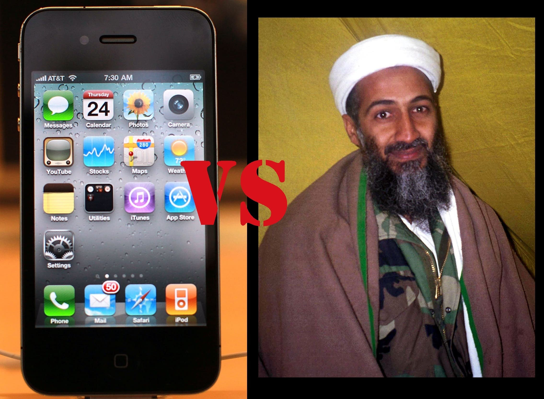 The world's champion hide-and-seeker could not elude the makers of iPhone applications, Apple- the heroes of the day