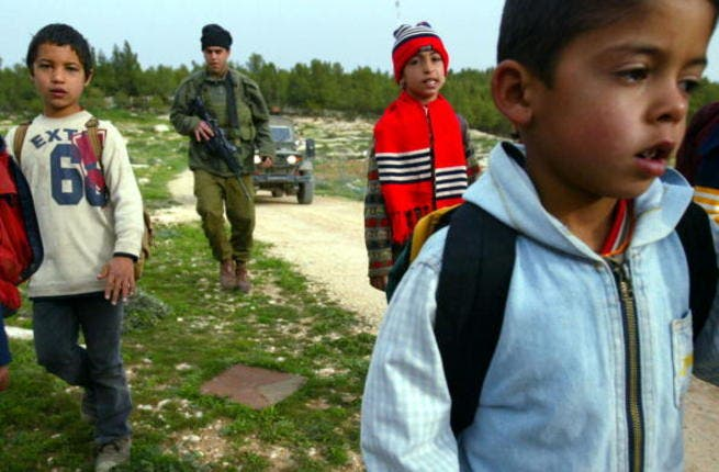 IDF soldiers break the silence on alleged child abuses