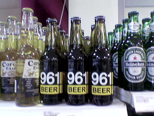 Marwan Hajjar's 961 beer is not only popular among Lebanese consumers but internationally as well (Courtesy of 961)