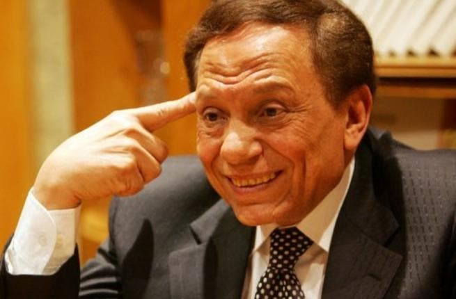 Adel Imam has easily convinced Lebleba to join the cast of his upcoming TV series. (Image: Facebook)