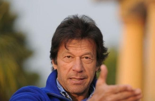 Imran Khan was briefly detained and questioned by US officials before boarding a flight to New York on Friday