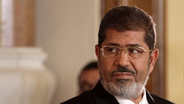 Mursi's trial based on charges related to the mass jailbreak in 2011 is the only case that has opened thus far. It is due to resume on Jan. 28. [AFP]