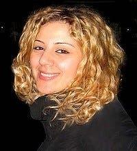 Helen Assaf, the Lebanese interpreter held in Libya
