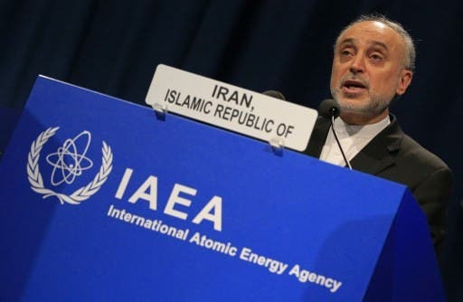 Iran will put forward a three-stage proposal in the upcoming Geneva nuclear talks with the world powers. (AFP/File)