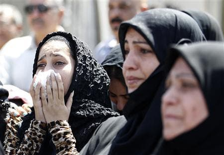 More than 50 people were killed, execution-style, in Sunni majority areas of Iraq on Friday. (AFP/File)