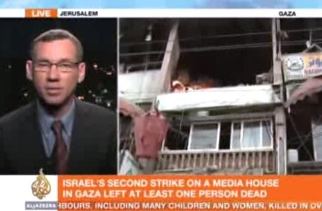 Mark Regev speaks to AlJazeera