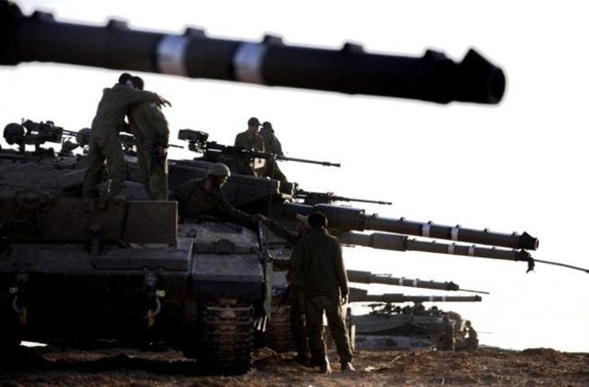 Israel ready to intensify attacks