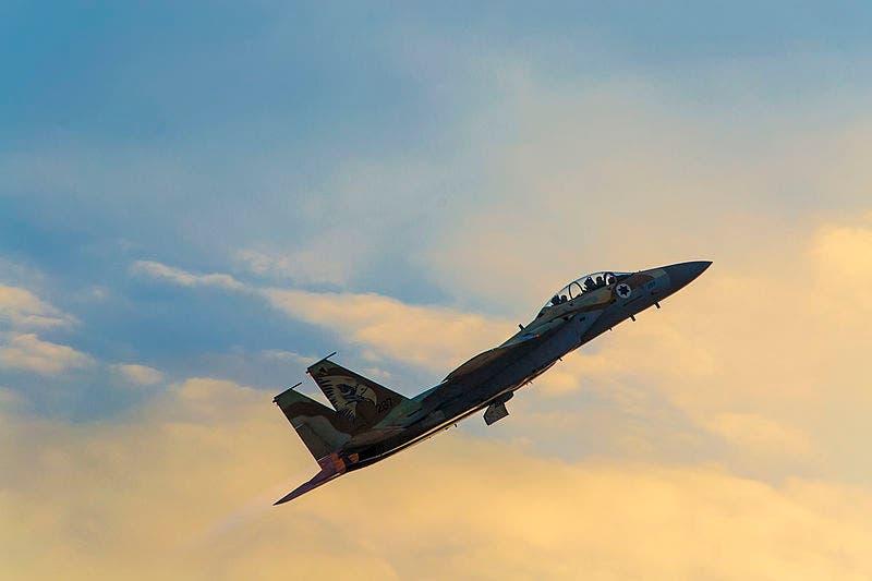 An Israeli F-15 (source: Wikimedia Commons / Alexey Goral)