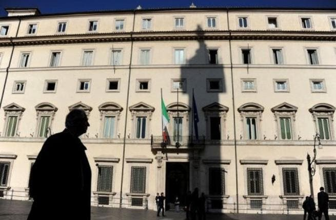 The Italian government is trying to talk up investment opportunities to help the cash strapped country